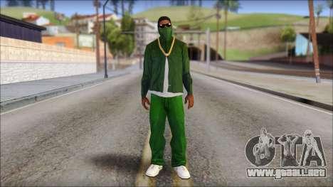 New CJ v4 para GTA San Andreas