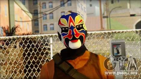 Rob v2 para GTA San Andreas tercera pantalla