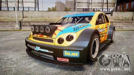 Zenden Cup Snap-On para GTA 4