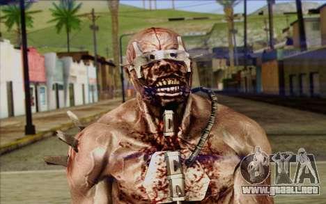 Fleshpound para GTA San Andreas tercera pantalla