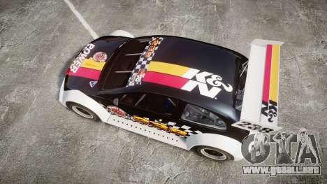 Zenden Cup K&N Airfilters para GTA 4 visión correcta