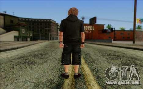 GTA 5 Wade Hebert para GTA San Andreas segunda pantalla