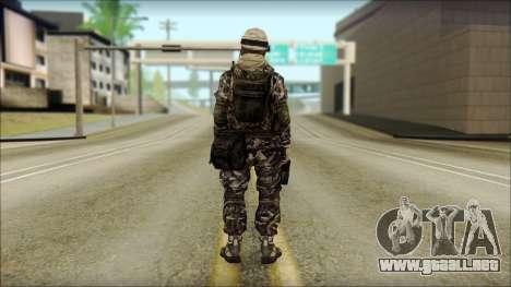 MP from PLA v1 para GTA San Andreas segunda pantalla