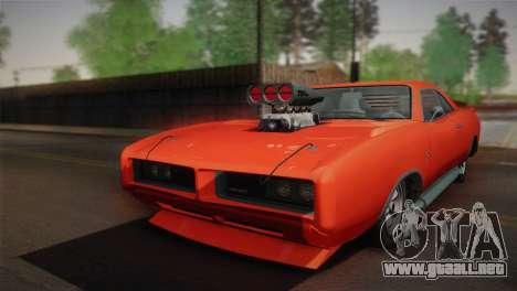 GTA 4 Dukes Tunable para visión interna GTA San Andreas