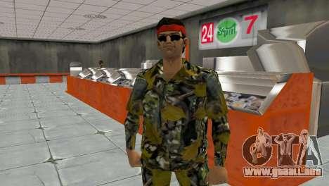 Camo Skin 16 para GTA Vice City tercera pantalla
