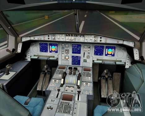 Airbus A330-323 Malaysia Airlines para las ruedas de GTA San Andreas