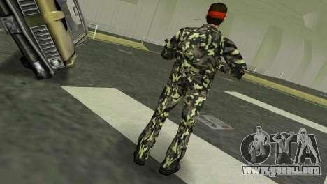 Camo Skin 03 para GTA Vice City tercera pantalla