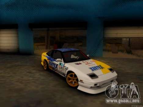 Nissan 240sx Zeetex para GTA San Andreas