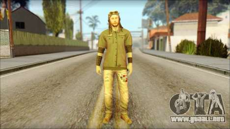 Watch Dods T-Bone para GTA San Andreas
