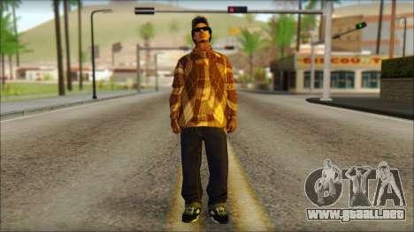 Eazy E Lumberjack Skin para GTA San Andreas