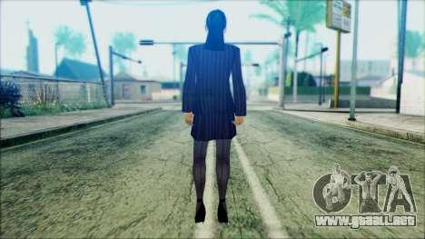 Sofybu from Beta Version para GTA San Andreas segunda pantalla