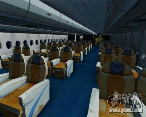 Airbus A380-800 All Nippon Airways (ANA) para las ruedas de GTA San Andreas