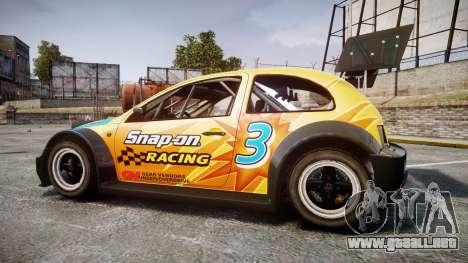 Zenden Cup Snap-On para GTA 4 left
