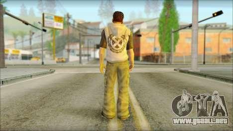 Iceman Street v2 para GTA San Andreas segunda pantalla