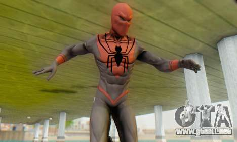 Skin The Amazing Spider Man 2 - Suit Assasin para GTA San Andreas
