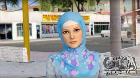 Gaza Tina Armstrong para GTA San Andreas tercera pantalla
