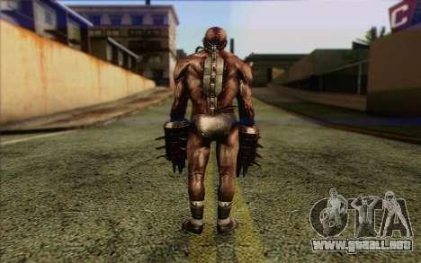 Fleshpound para GTA San Andreas segunda pantalla