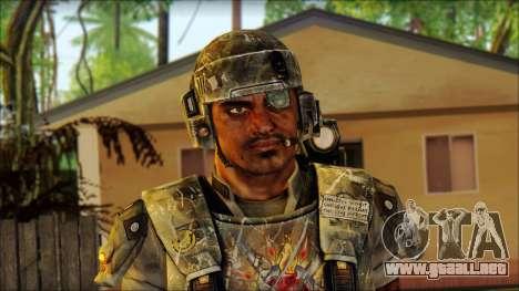 El siguiente Capítulo (Aliens vs. Predator 2010) para GTA San Andreas tercera pantalla