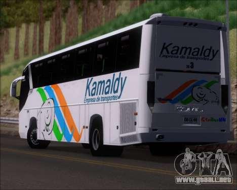 Comil Campione 3.45 Scania K420 Kamaldy para la vista superior GTA San Andreas
