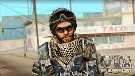 Veterano (M) v2 para GTA San Andreas tercera pantalla