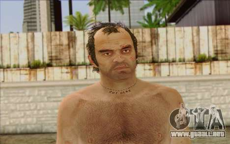 Trevor Phillips Skin v5 para GTA San Andreas tercera pantalla
