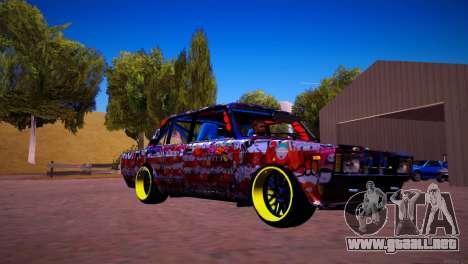 VAZ 2105 Deriva para GTA San Andreas left