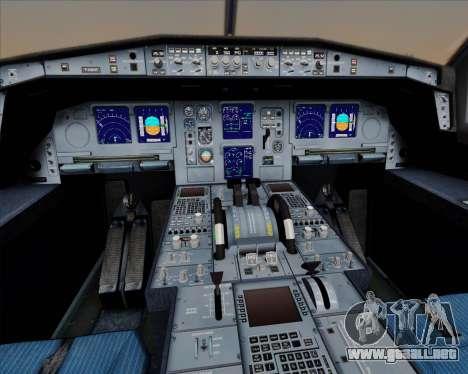 Airbus A330-300 Air Berlin para las ruedas de GTA San Andreas