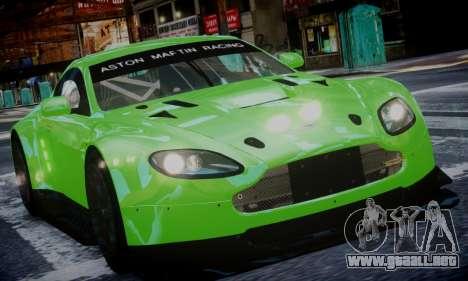 Aston Martin Vantage GTE para GTA 4