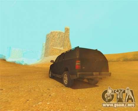 LS ENB by JayZz para GTA San Andreas segunda pantalla