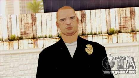 Lapd1 from Beta Version para GTA San Andreas tercera pantalla