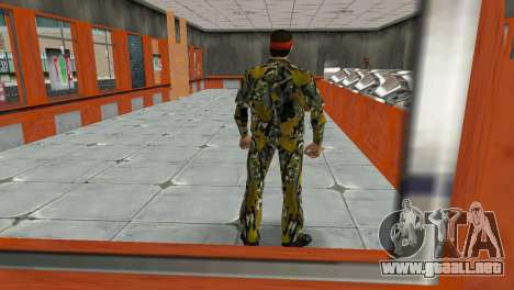 Camo Skin 16 para GTA Vice City segunda pantalla