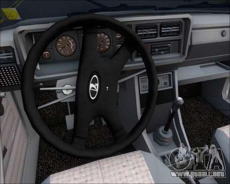 LADA 2107 para el motor de GTA San Andreas