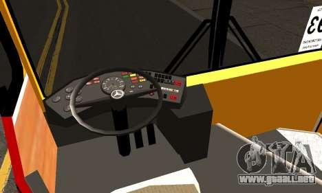 Mercedes-Benz O 305 para la visión correcta GTA San Andreas
