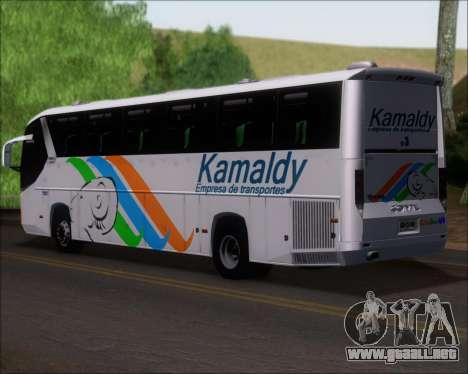 Comil Campione 3.45 Scania K420 Kamaldy para la visión correcta GTA San Andreas