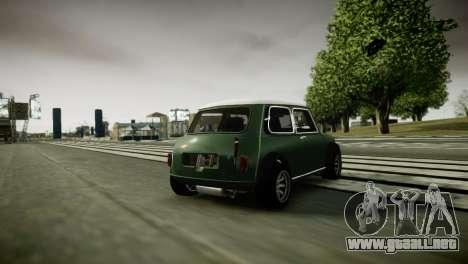 Mini Cooper RWD para GTA 4 visión correcta