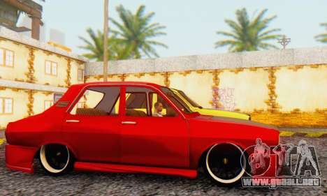 Dacia 1310 TLX PGG v1 para GTA San Andreas left