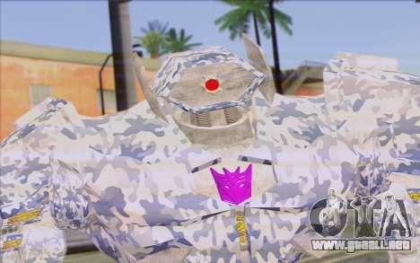 Shockwawe v3 para GTA San Andreas tercera pantalla