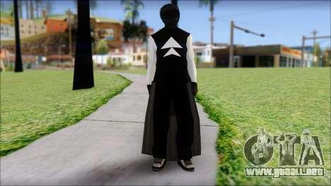 Phoenix Fly Wingsuit para GTA San Andreas