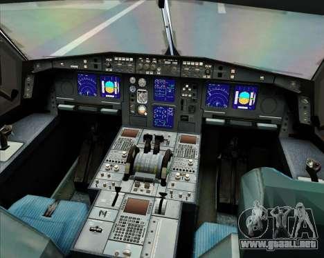 Airbus A330-300 Virgin Atlantic Airways para las ruedas de GTA San Andreas