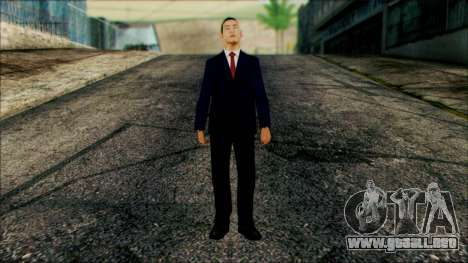 Somybu from Beta Version para GTA San Andreas