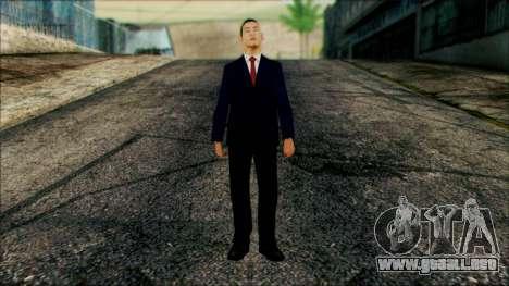 Somybu from Beta Version para GTA San Andreas
