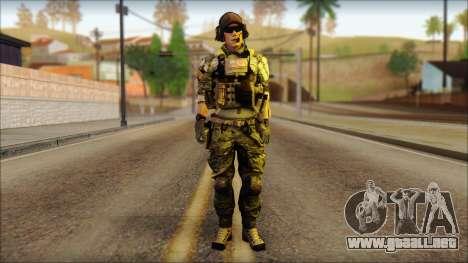 Engineer from BF4 para GTA San Andreas