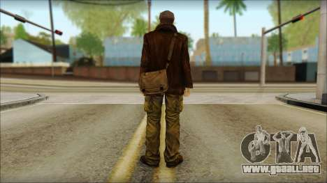 Sean Delvin para GTA San Andreas segunda pantalla