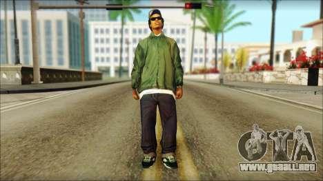 Eazy-E Green v2 para GTA San Andreas