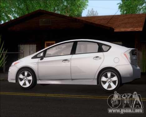 Toyota Prius para el motor de GTA San Andreas