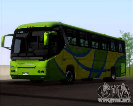 Comil Campione 3.45 Scania K420 Costenos para GTA San Andreas left