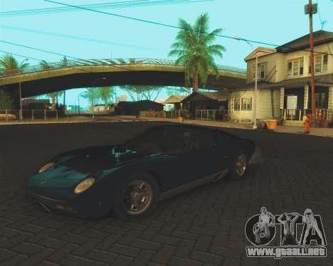 LS ENB by JayZz para GTA San Andreas