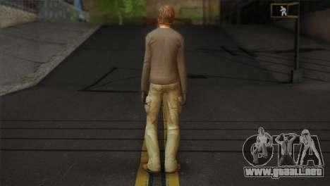 Dexter para GTA San Andreas segunda pantalla