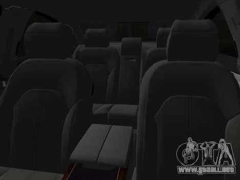 Audi A8 2010 W12 Rim1 para GTA Vice City vista lateral