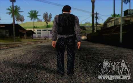 Reynolds from ArmA II: PMC para GTA San Andreas segunda pantalla